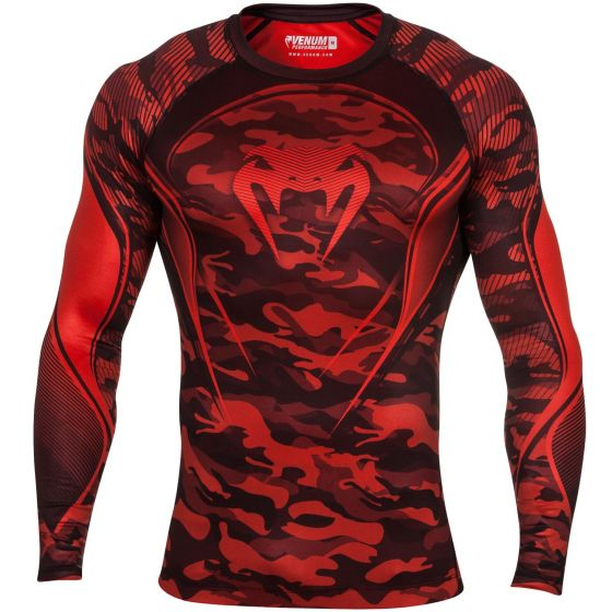 Venum Camo Hero Kompression T-Shirt