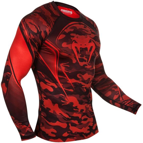 T-shirt de compression Venum Camo Hero