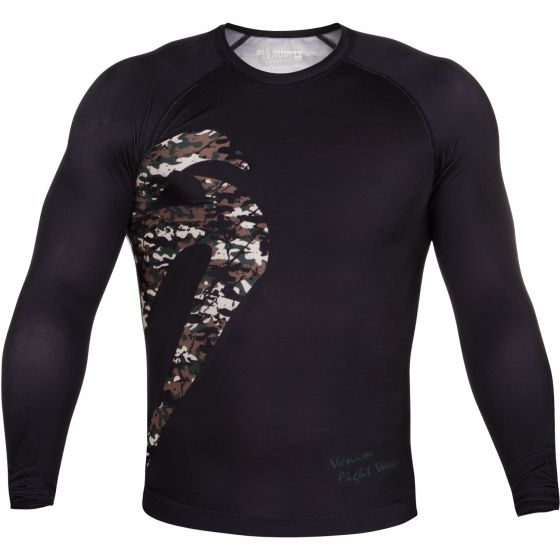 Venum Original Giant Rashguard - Long Sleeves