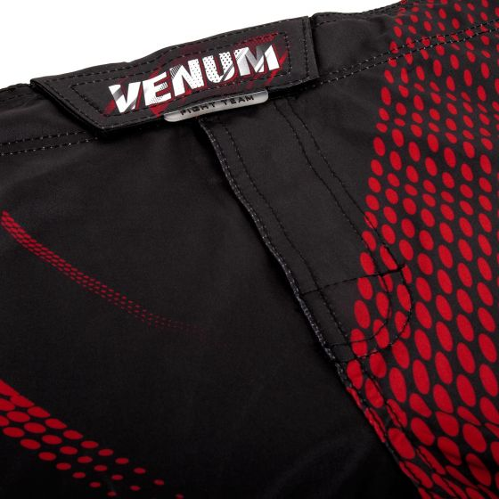 Venum Rapid Fightshorts - Black/Red