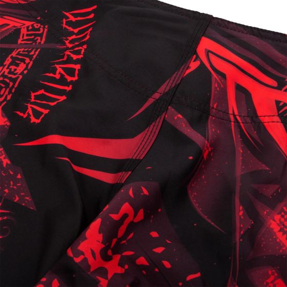 Venum Gladiator 3.0 Fightshorts - Black/Red