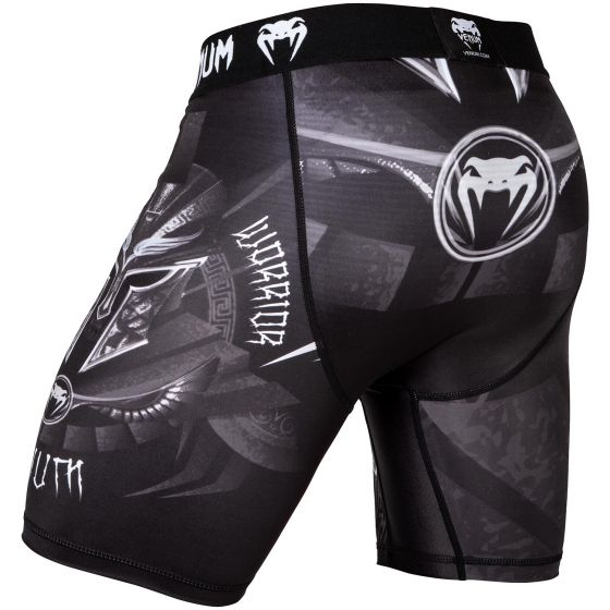 Short de compression Venum Gladiator 3.0 - Noir/Blanc