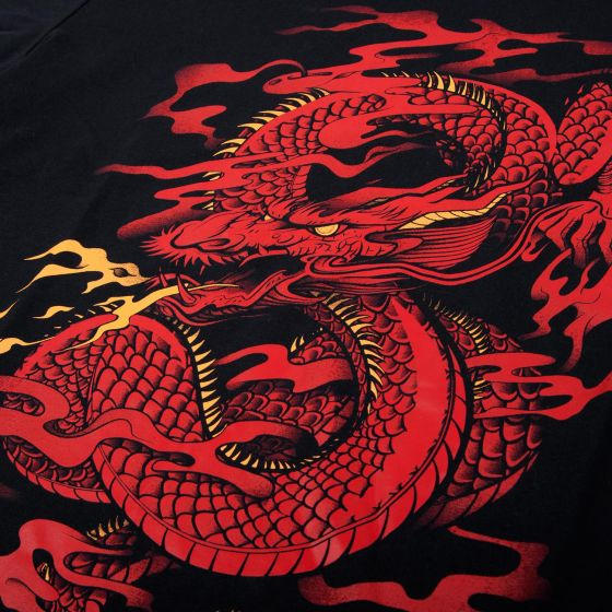 T-shirt Venum Dragon's Flight