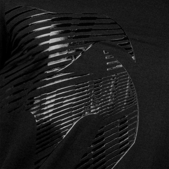T-shirt Venum Giant Plasma - Nera/Nera