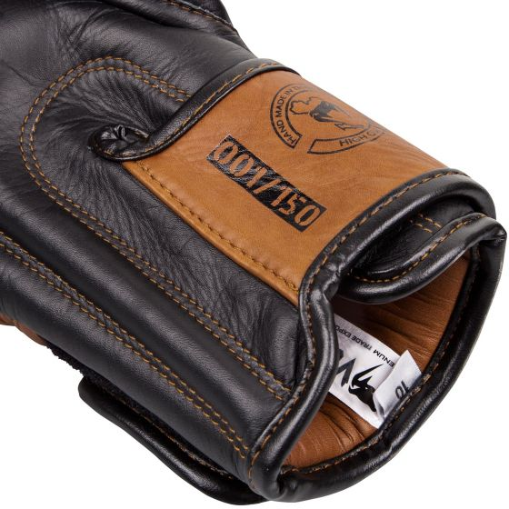 Venum Giant Vintage Boxing Gloves - Limited Edition - Leather - Brown