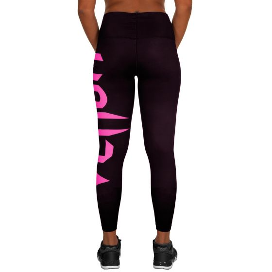 Venum Giant Leggings - Black/Neo Pink