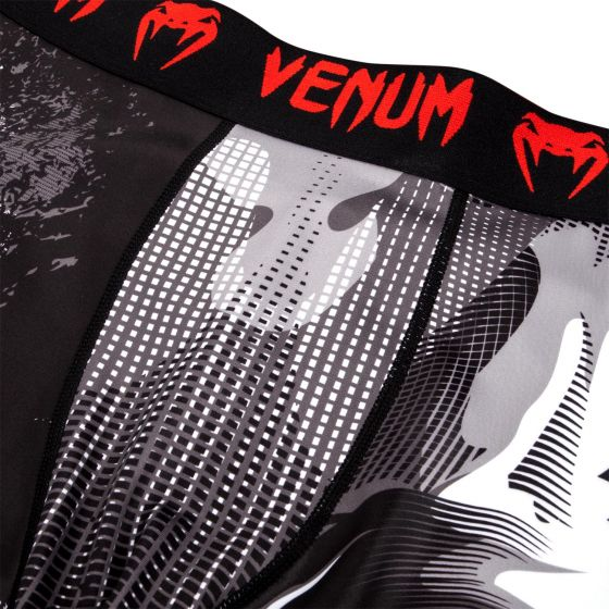 Venum Werewolf Spats - Black/Grey