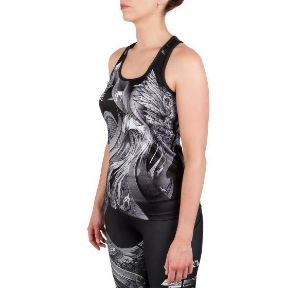 Venum Phoenix Tank Top - Schwarz/Weiß - Für Frauen