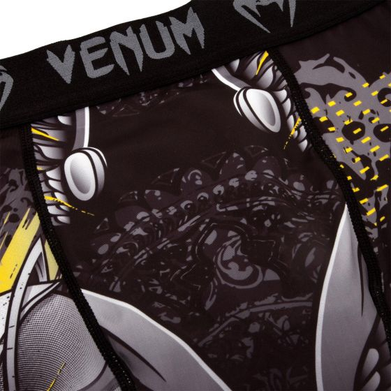 Short de compression Venum Viking 2.0 - Noir/Jaune