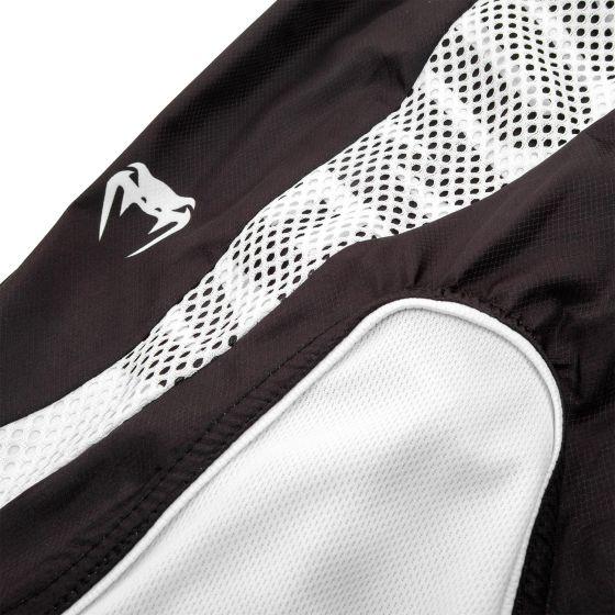 Short de boxe Venum Elite - Noir/Blanc