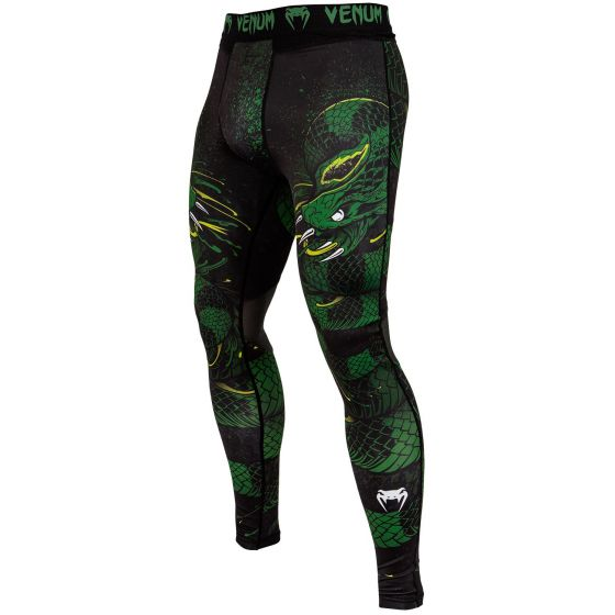 Spats Venum Green Viper - Noir/Vert
