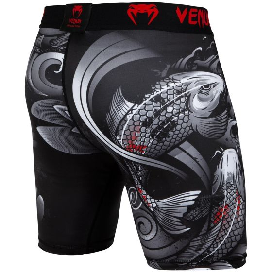 Venum Koi 2.0 Compression Shorts - Black/White