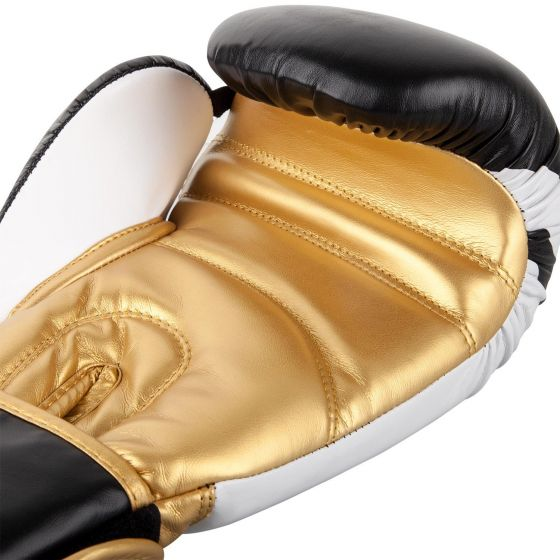 Venum Boxing Gloves Contender 2.0 - Black/White-Gold