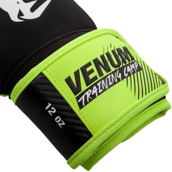 Venum Training Camp 2.0 Boxhandschuh - Schwarz/Neongelb