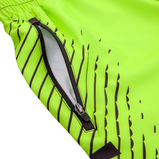 Venum Training Camp 2.0 Trainingsshort - Zwart/neon geel