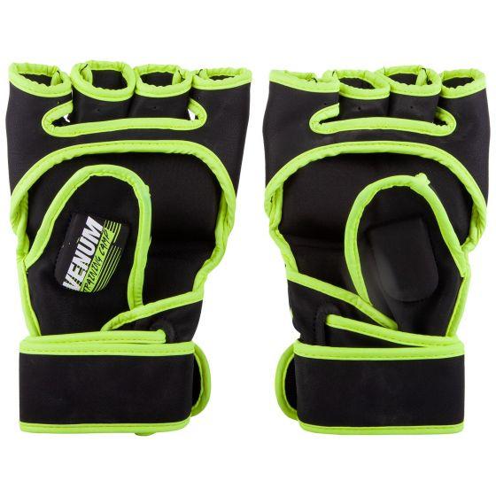 Venum Training Camp 2.0 MMA Handschuhe - Schwarz/ Neongelb