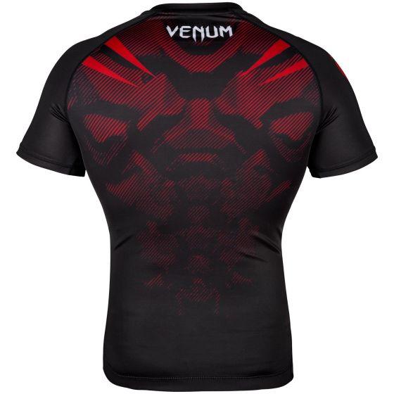 Venum NoGi 2.0 Rashguard - Short Sleeves - Black