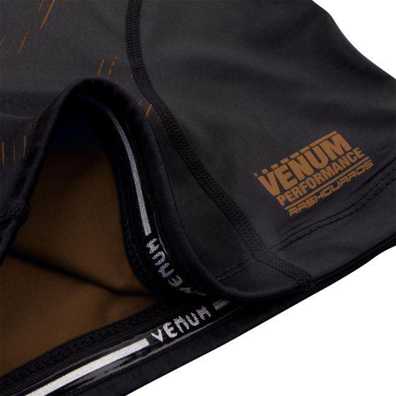 Venum NoGi 2.0 Rashguard - Long Sleeves - Black/Brown