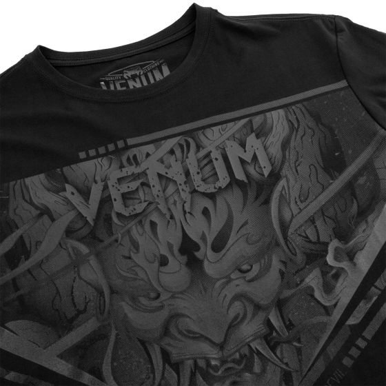 Venum Devil T-shirt - Black/Black