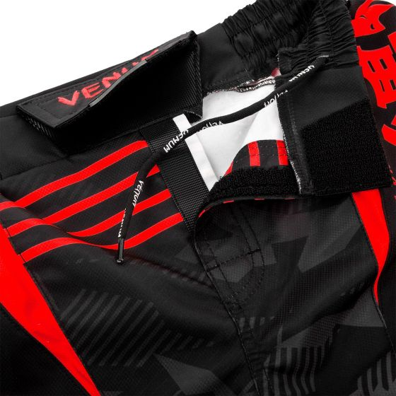 Venum Okinawa 2.0 Vechtshort - Zwart/Rood