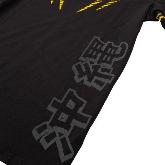Venum Okinawa 2.0 T-shirt voor kids - Zwart/ geel