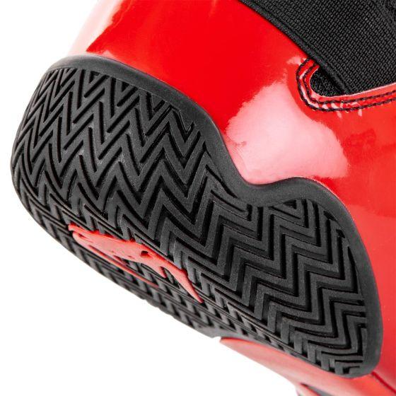 Scarpe da boxe Elite - Neri/Rossi