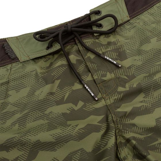 Venum Trooper Boardshorts - Forest camo/zwart