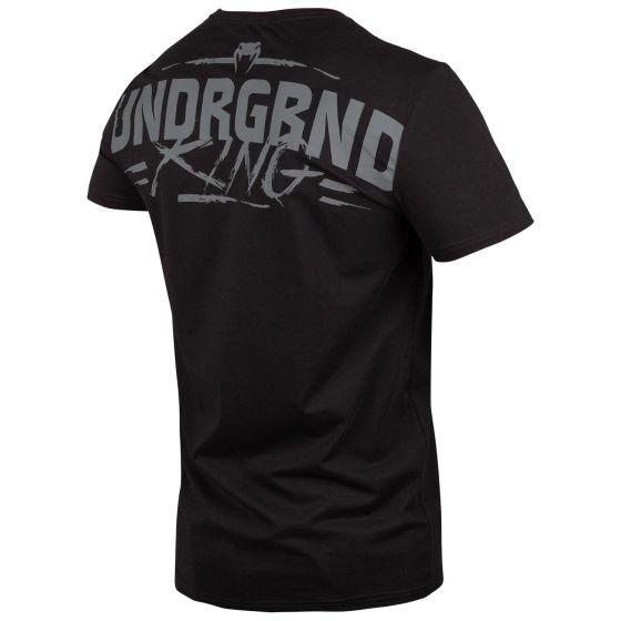 T-shirt Venum Underground King - Noir/Sable