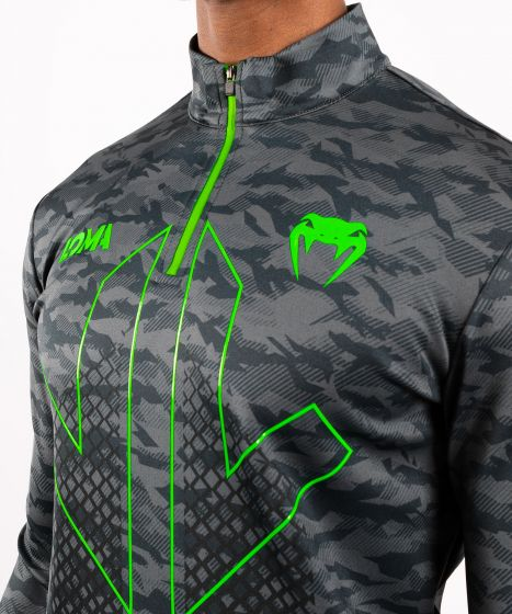 Venum Arrow Loma Signature Collezione Collared zip  Sweatshirt - Camo