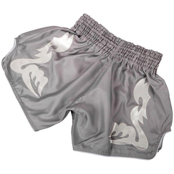 Venum Bangkok Inferno Muay Thai Shorts - Zilver