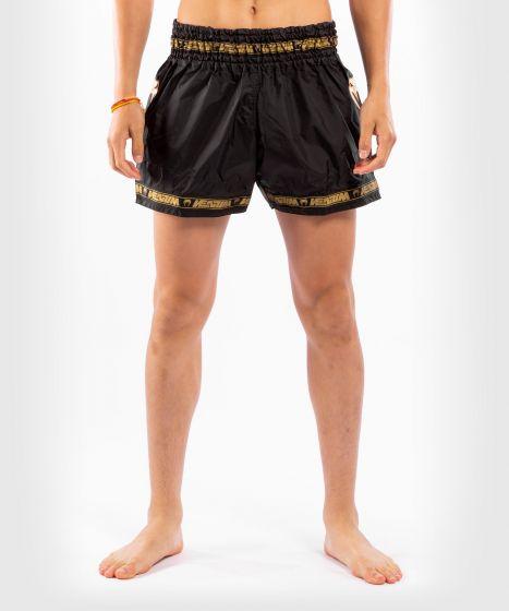 Venum Parachute Muay Thai Shorts - Black/Gold