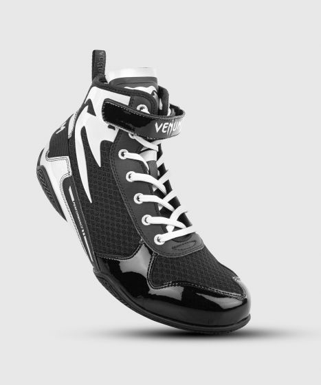 Venum Giant Low Boxing Shoes - Black/White