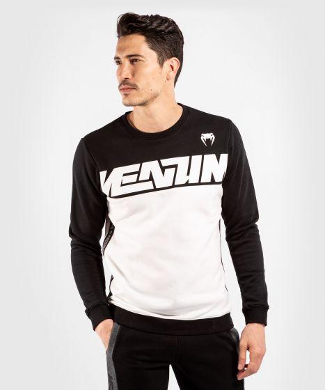 Venum Connect Crewneck Sweatshirt - Black/White