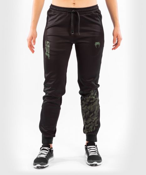 Pantalon de Jogging Femme UFC Venum Authentic Fight Week - Kaki