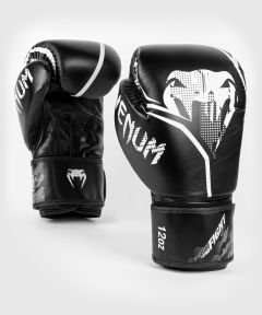 Venum Contender 1.2 Boxing Gloves - Black/White