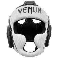 Venum Elite Kopfschutz - White/Camo