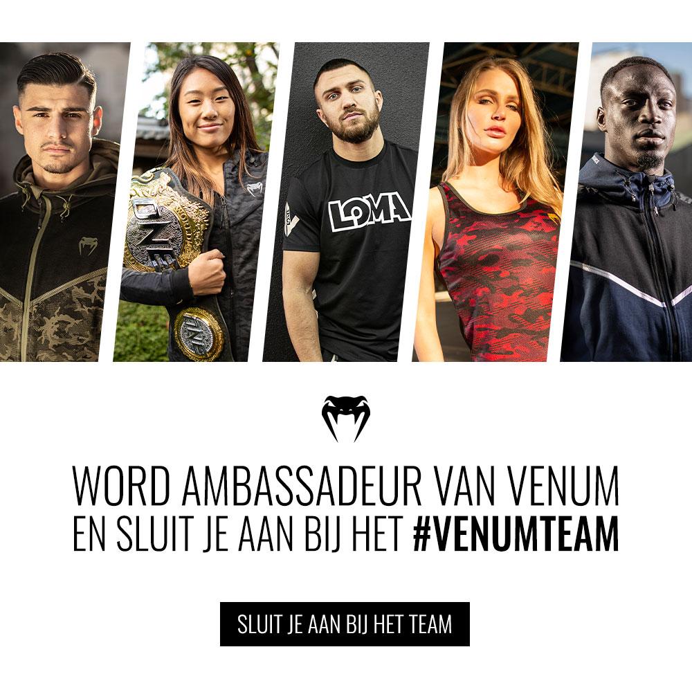 venum Brand ambassador