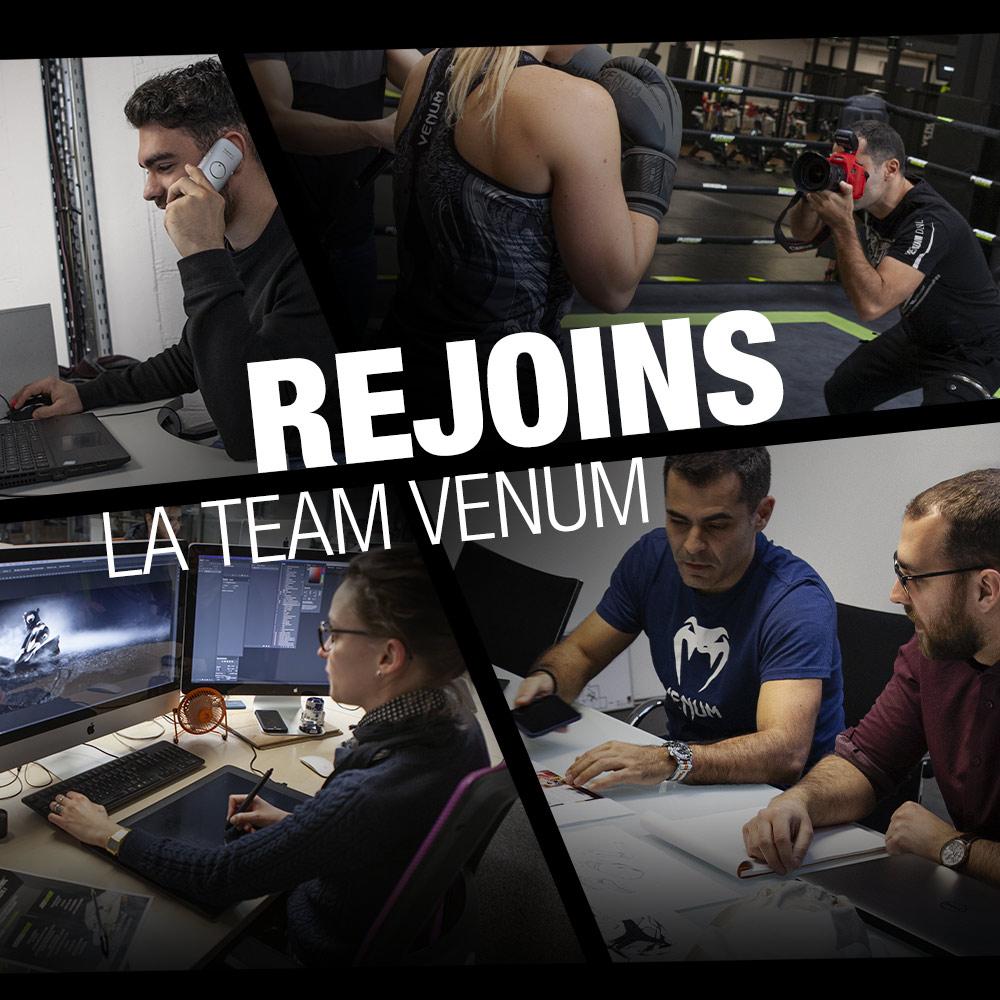 Venum jobs recrutement
