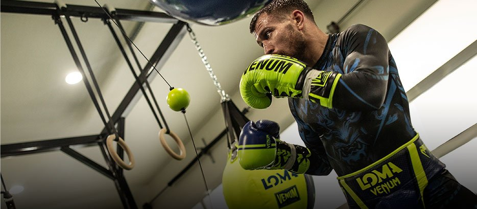 Collection Loma Pro Boxing