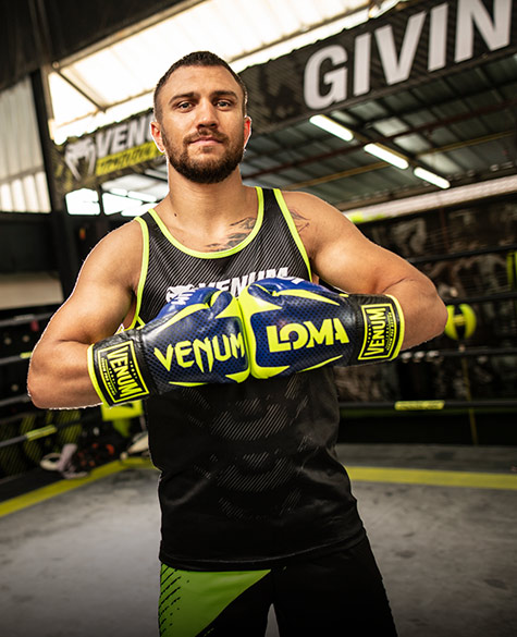 venum hammer boxing gloves